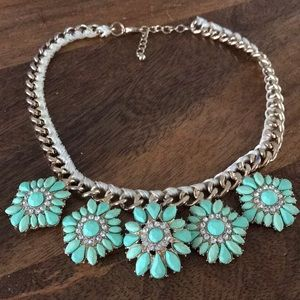 Bright Statement Necklace